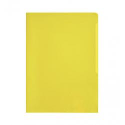 Obwoluta na dokumenty Standard A4 - transparentna żółta / 100 szt.