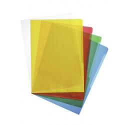 Obwoluta na dokumenty Standard A4 - kolorowe / 100 szt.