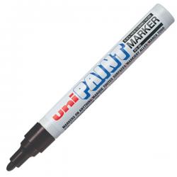 Marker olejowy Uni PAINT PX-20 - czarny