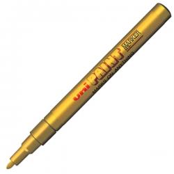 Marker olejowy Uni PAINT PX-21 - złoty