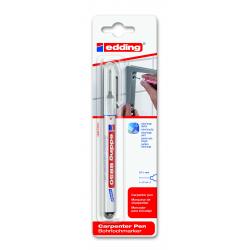 Marker Edding specjalistyczny z długą końcówką 0,7-1 mm