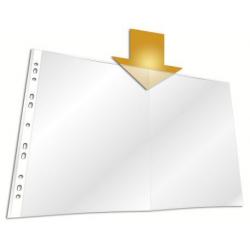 Koszulka na dokumenty specjalna A3 - otwarta od góry - transparentna / 10 szt.