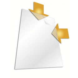 Obwoluta na dokumenty Standard A4 - transparentna / 10 szt.