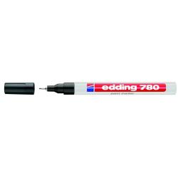 Marker Edding lakierowy 780 - czarny