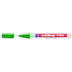Marker Edding lakierowy 780 - zielony