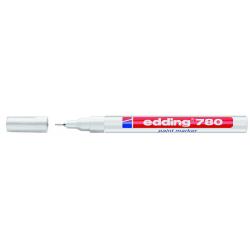 Marker Edding lakierowy 780 - biały