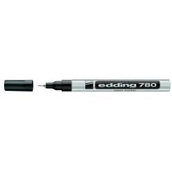 Marker Edding lakierowy 750 - czarny