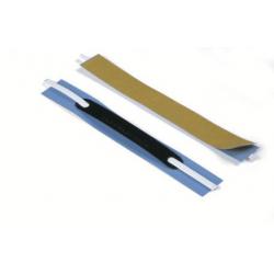 Pasek skoroszytowy samoprzylepny Flexifix - niebieski / 100 szt.