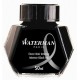 Atrament do piór Waterman w butelce - kolor czarny 50 ml
