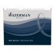 Naboje Waterman długie (8 szt.) - kolor niebiesko czarny