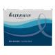 Naboje Waterman długie (8 szt.) - kolor niebieski