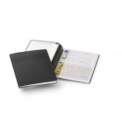 Etui na karty kredytowe i inne dokumenty  - szare / 1 szt.