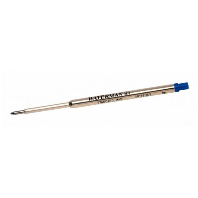 Wkład Waterman do długopisu - kolor niebieski F