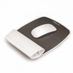 Podkładka pod mysz i nadgarstek Fellowes I-Spire™ - biała