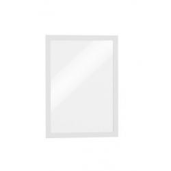 Ramka magnetyczna samoprzylepna Duraframe A4 - biała / 2 szt.