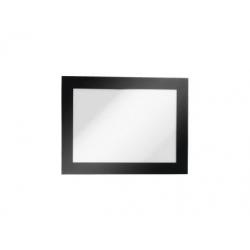 Ramka magnetyczna samoprzylepna Duraframe A6 - czarna / 2 szt.