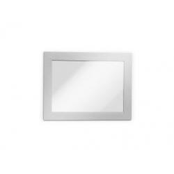 Ramka magnetyczna samoprzylepna Duraframe A6 - srebrna / 1 szt.