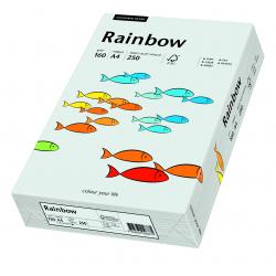 Papier kolorowy Rainbow A4 160g/250ark., nr 93 - szary jasny