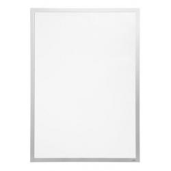 Ramka magnetyczna samoprzylepna Duraframe Poster 70x100 - srebrna / 1 szt.
