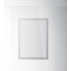 Ramka magnetyczna samoprzylegająca Duraframe Sun A4 - srebrna / 2 szt.