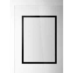 Ramka magnetyczna samoprzylegająca Duraframe Sun A3 - czarna / 2 szt.