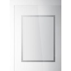 Ramka magnetyczna samoprzylegająca Duraframe Sun A3 - srebrna / 2 szt.