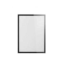 Ramka magnetyczna samoprzylegająca Duraframe Poster Sun 50x70 cm - czarna / 1 szt.
