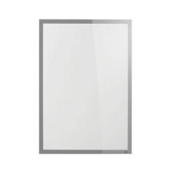Ramka magnetyczna samoprzylegająca Duraframe Poster Sun A1 - srebrna / 1 szt.