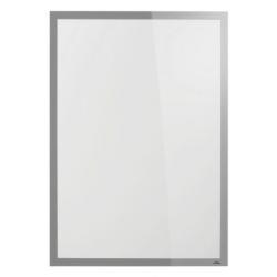Ramka magnetyczna samoprzylegająca Duraframe Poster Sun 70x100 cm - srebrna / 1 szt.