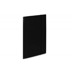 Teczka kartonowa z gumką Vaupe Soft 1 - czarna