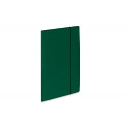 Teczka kartonowa z gumką Vaupe Soft 1 - zielona