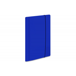 Teczka kartonowa z gumką Vaupe Large 2 - niebieska