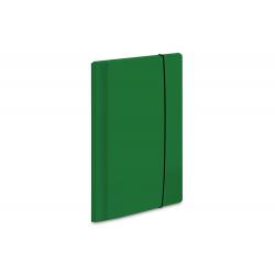 Teczka kartonowa z gumką Vaupe Large 2 - zielona
