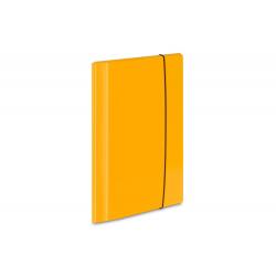 Teczka kartonowa z gumką Vaupe Large 2 - żółta