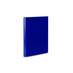 Teczka skrzydłowa z rzepem Vaupe 311 - niebieski
