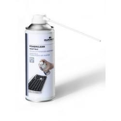 Sprężone powietrze Powerclean Invertible 200 ml - transparentne / 1 szt.