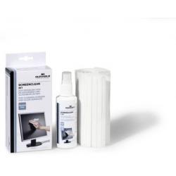 Zestaw czyszczący Screenclean Set - Płyn Screenclean Fluid 125 ml + 20 ściereczek / 1 op.