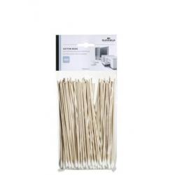 Patyczki do czyszczenia urządzeń biurowych Cotton Buds 100 szt. / 1 op.