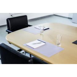 Podkład na biurko do sal konferencyjnych Durable - transparentny / 1 szt.