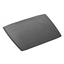 Podkład na biurko w kształcie trapezu -czarny / 1 szt.