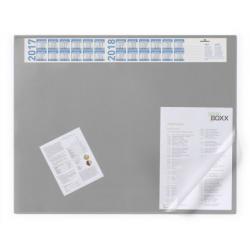Podkład na biurko z kalendarzem Durable -jasnoszary / 1 szt.