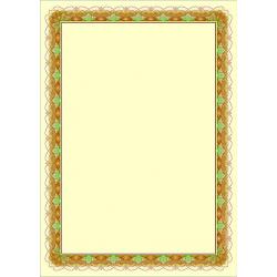 Dyplom Galeria Papieru 170g/25ark. - Złoto