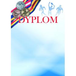 Dyplom Galeria Papieru 250g/20ark. - Olimpiada