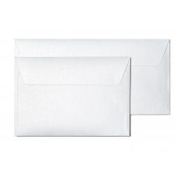 Koperta ozdobna Galeria Papieru Millenium DL/10szt. - biała
