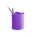 Pojemnik na długopisy TREND - fioletowy