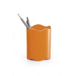 Pojemnik na długopisy TREND - pomarańczowy