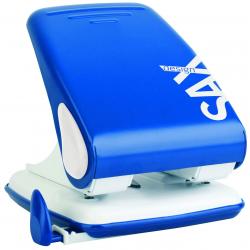 Dziurkacz SAX Design 518 - niebieski