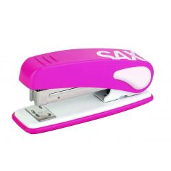 Zszywacz SAX Design 239 - różowy