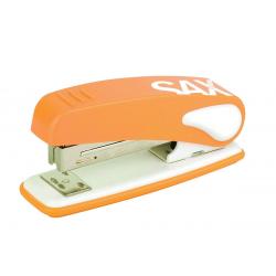 Zszywacz SAX Design 239 - pomarańczowy