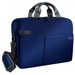 "Torba Leitz Complete Smart na laptopa 15,6"" - granatowa"